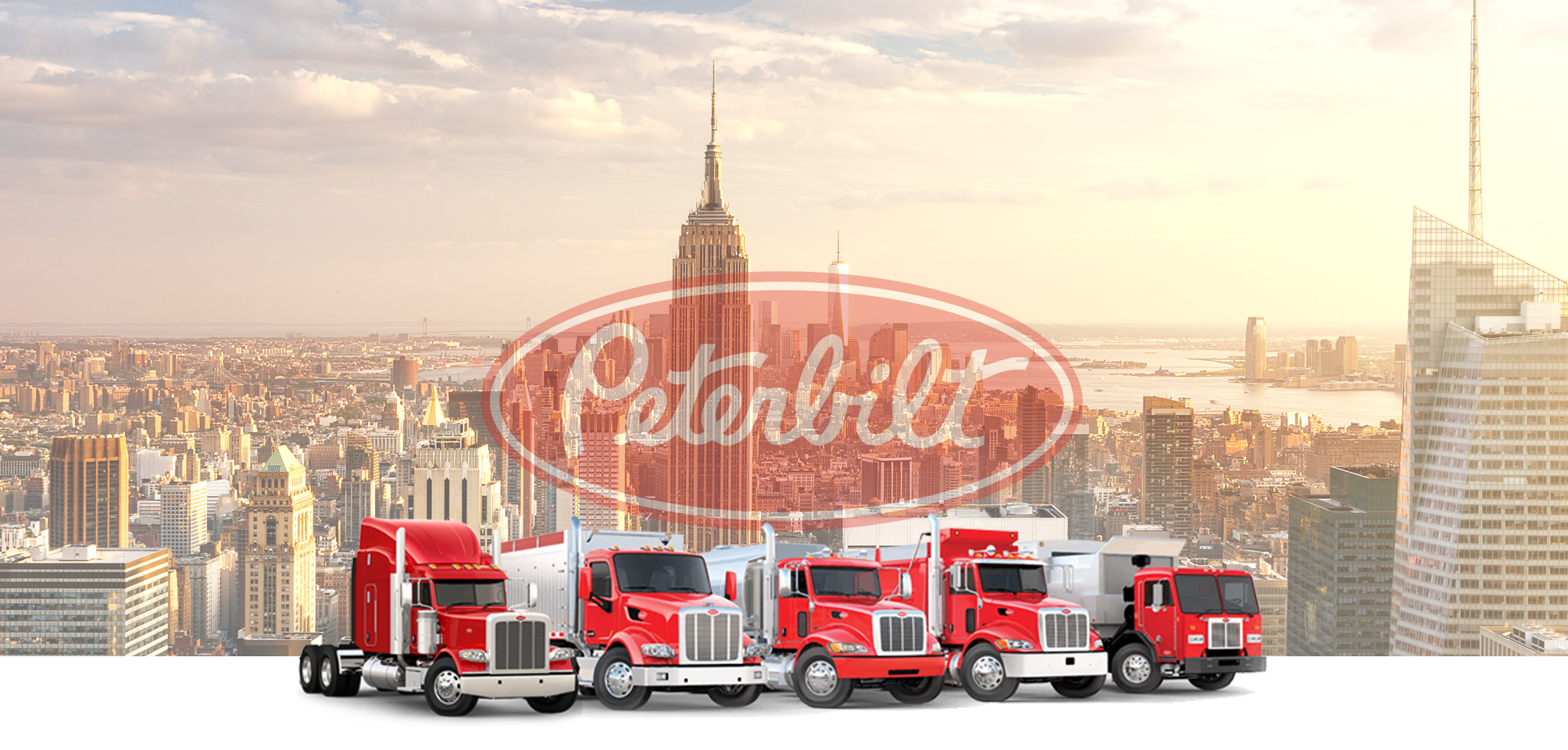 Peterbilt New York City